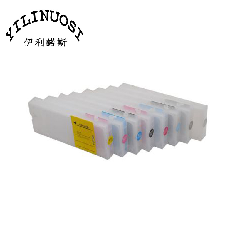for <font><b>Epson</b></font> Stylus Pro <font><b>7800</b></font> / 9800 Refilling <font><b>Cartridge</b></font>(400ml) 8pcs / set printer parts image