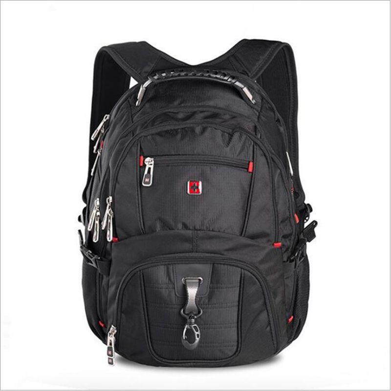 wenger mochila style swissgear SW 8112 I Waterproof Backpack Large Capacity 16,5-17 inch Laptop Bag male Bagpack Rucksack