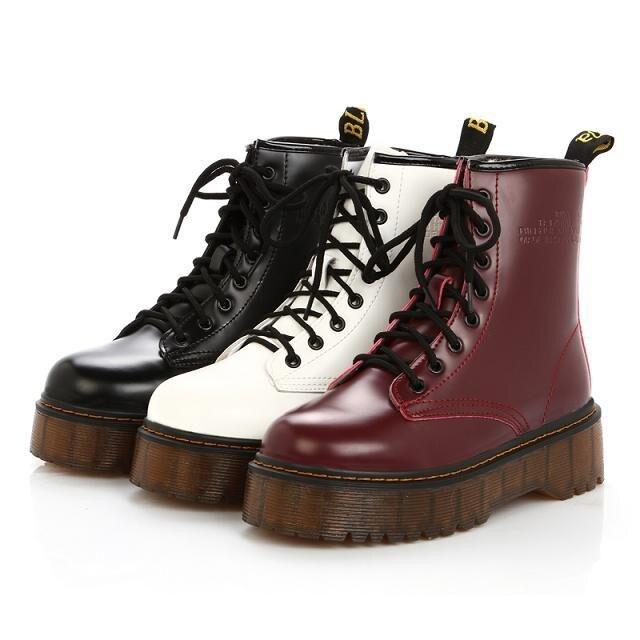 Xiniu แฟชั่นผู้หญิงฤดูหนาวสั้นรองเท้าบูทรองเท้าข้อเท้าสไตล์ยุโรปรองเท้า Warm Plush ฤดูหนาวรอบ Toe รองเท้าผู้หญิง Botines Mujer