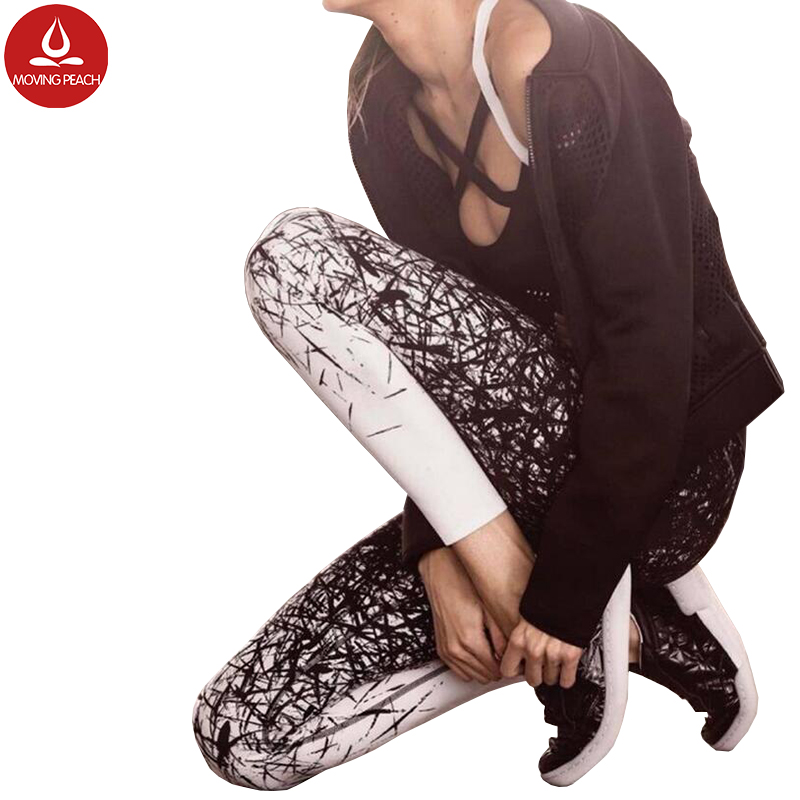 Women Ballerina Yoga Pants Sport Leggings High Waist Fitness Cross Yoga Ballet Dance Tight Bandage Cropped Pants Sports