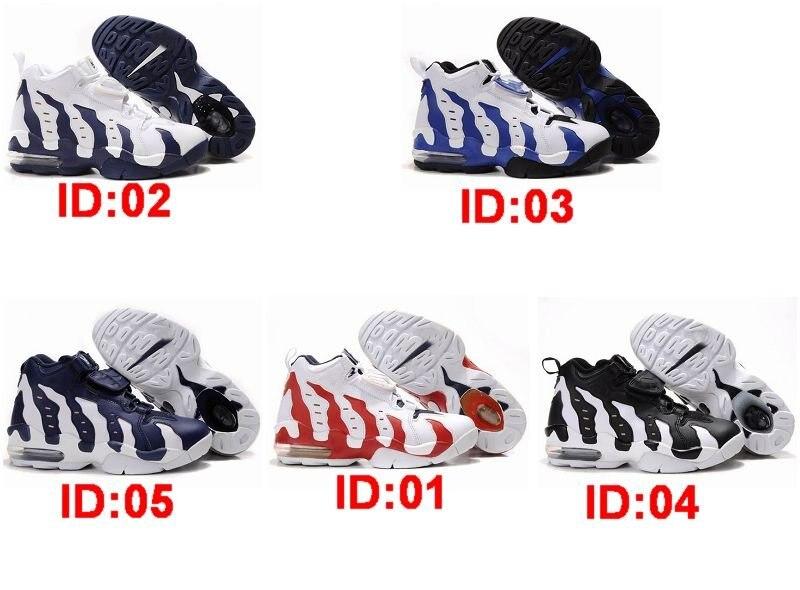 Cheap Dt 96 Le Deion Sanders Zebra Mens Basketball Shoesmens