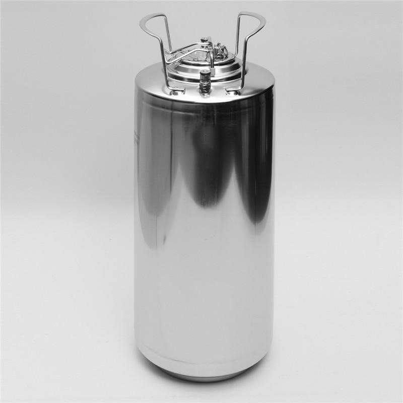 Stainless Steel Ball Lock Cornelius Beer Keg 6l/10l/19l/24