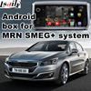 Android GPS Navigation Box Video Interface For Peugeot 508 MRN SMEG System With Cast Screen
