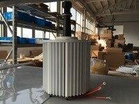 2kw AC 48 В 96 В 220 В 230 В низких оборотах постоянный магнит генератор для ветрогенераторов DIY