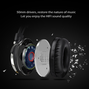 Oneodio Over Ear Headphones Hifi Studio DJ Headphone Wired Monitor Music Gaming Headset Earphone For Phone Computer PC With Mic 3