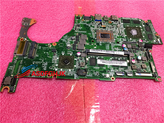 Original DA0ZRIMB8E0 For font b Acer b font aspire V5 552G Laptop Motherboard NBMCU11001 NB MCU11