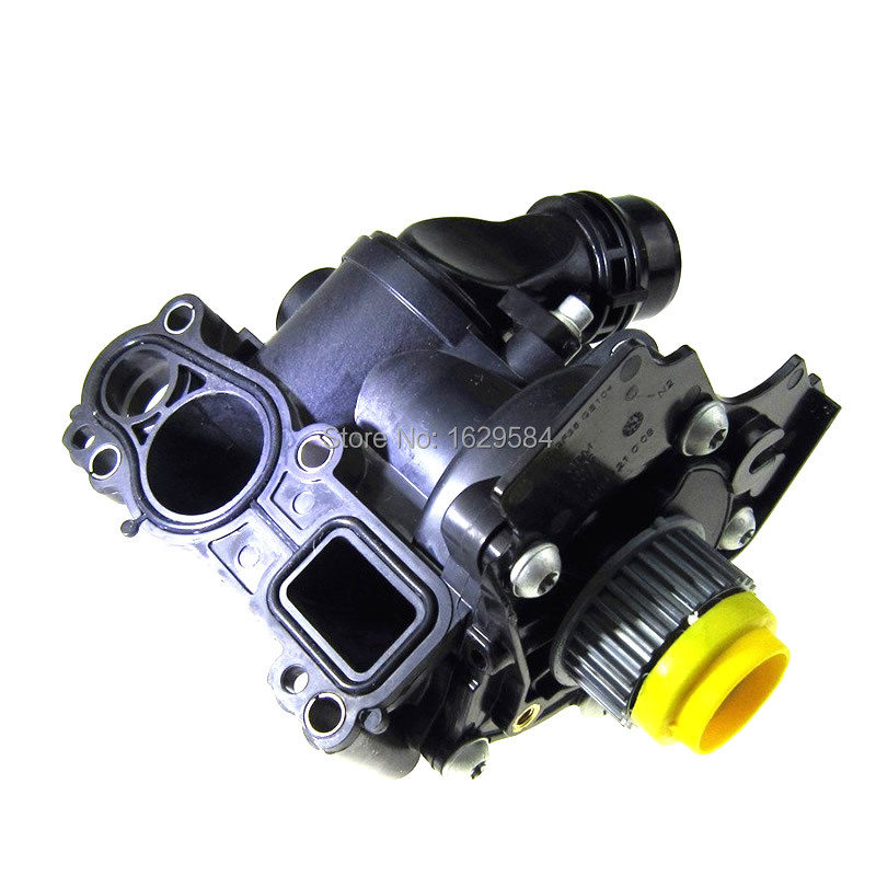 Engine Water Pump For VW Jetta GTI GOLF GTI TIGUAN Passat For AUDI A3 A4 A5 A6 A8 EA888 1.8TFSI 2.0TFSI 06H 121 026 C engine fuel injector nozzle for 01 06 vw audi a4 a6 passat 0280156070