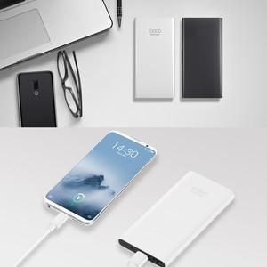 Image 5 - Original Meizu 10000mAh Power Bank 3 External Lithium Ion Polymer Battery 2 USB Fast Charge Powerbank for Xiaomi MI iPhone X