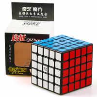 Neo Cube 5x5x5 Cubo Magico Qiyi Qizheng S Magic Cube 5x5 Stickerless Qizhengs cubic anti-stress 5 By 5 Toys For Children