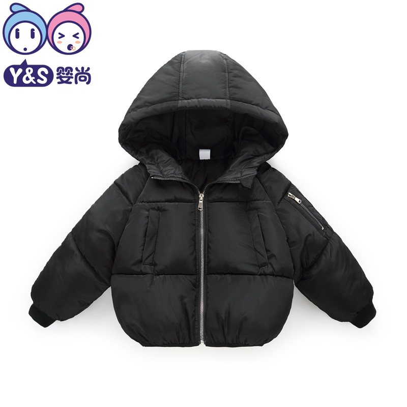 1db5cf755 Y S 2018 New Baby Winter Coat Bread Jacket For Boys Girls Autumn ...