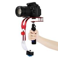 Handheld Video Stabilizer Detachable Handle For IPhone Samsung Hero HD Digital Camera Camcorder DSLR DV