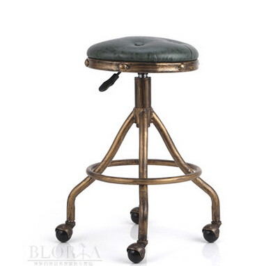 New fashion hairdressing master stool. Master chair. Hairdressing stool. Leisure stool the bar chair hairdressing pulley stool swivel chair master chair technician chair