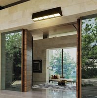 Modern creative outdoor wall lights waterproof buitenverlichting balcony corridor decorative lamps outside lightings