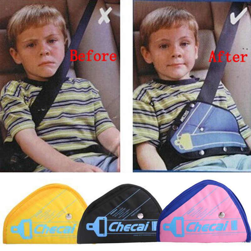 안전 적합 짙어지면서 자동차 안전 벨트 조정 장치 아기 어린이 안전 벨트 보호대 안전 벨트 포지셔너 2-5 년