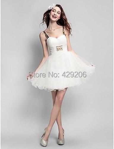 Online Get Cheap White 8th Grade Graduation Dresses -Aliexpress ...
