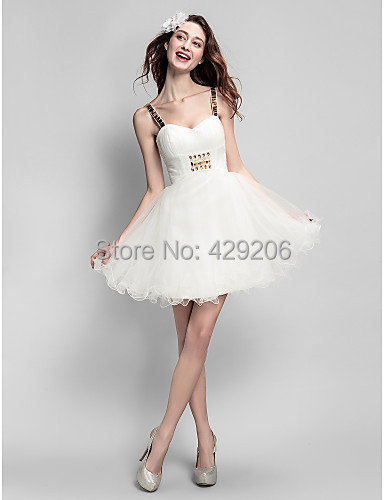 Online Buy Wholesale short white graduation dresses from China ...