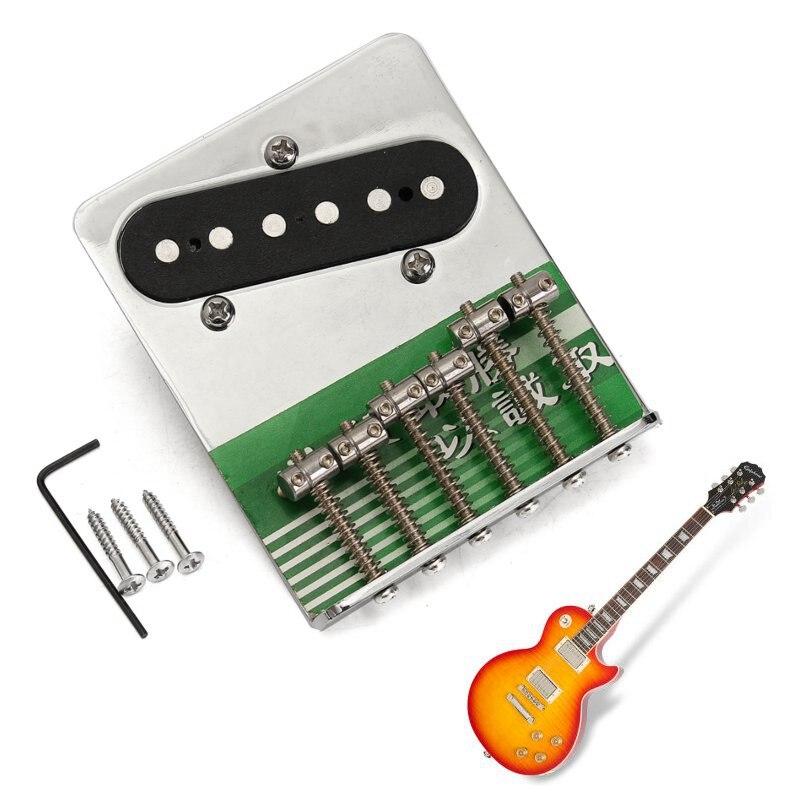 TL Puente Trémolo de la guitarra Strat Reemplazo Conjunto C/W Resortes de Metal