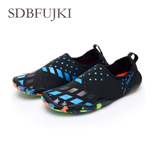2019 New Mens Wading Shoes Non-Slip Couple Beach High Quality Lightweight Breathable Upstream Outdoor Hiking