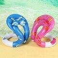 0.34mm Gruesos Brazaletes De Natación Inflables Piscina Juguetes Niños Adultos juguete de agua Nadando Bebé Círculo Flotante Niños Adultos Vida chaleco