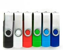 richwell 16GB OTG Pen drive 8GB 32GB 64gb 128gb Micro USB Flash Drive Smart Phone