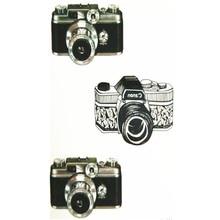 10x6cm Temporary Small Cute Fashion Tattoo Camera