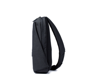 Image 4 - Original Xiaomi mijia Backpack Sling Bag Leisure Chest Pack Small Size Shoulder Type Unisex Rucksack Crossbody Bag 4L Polyester