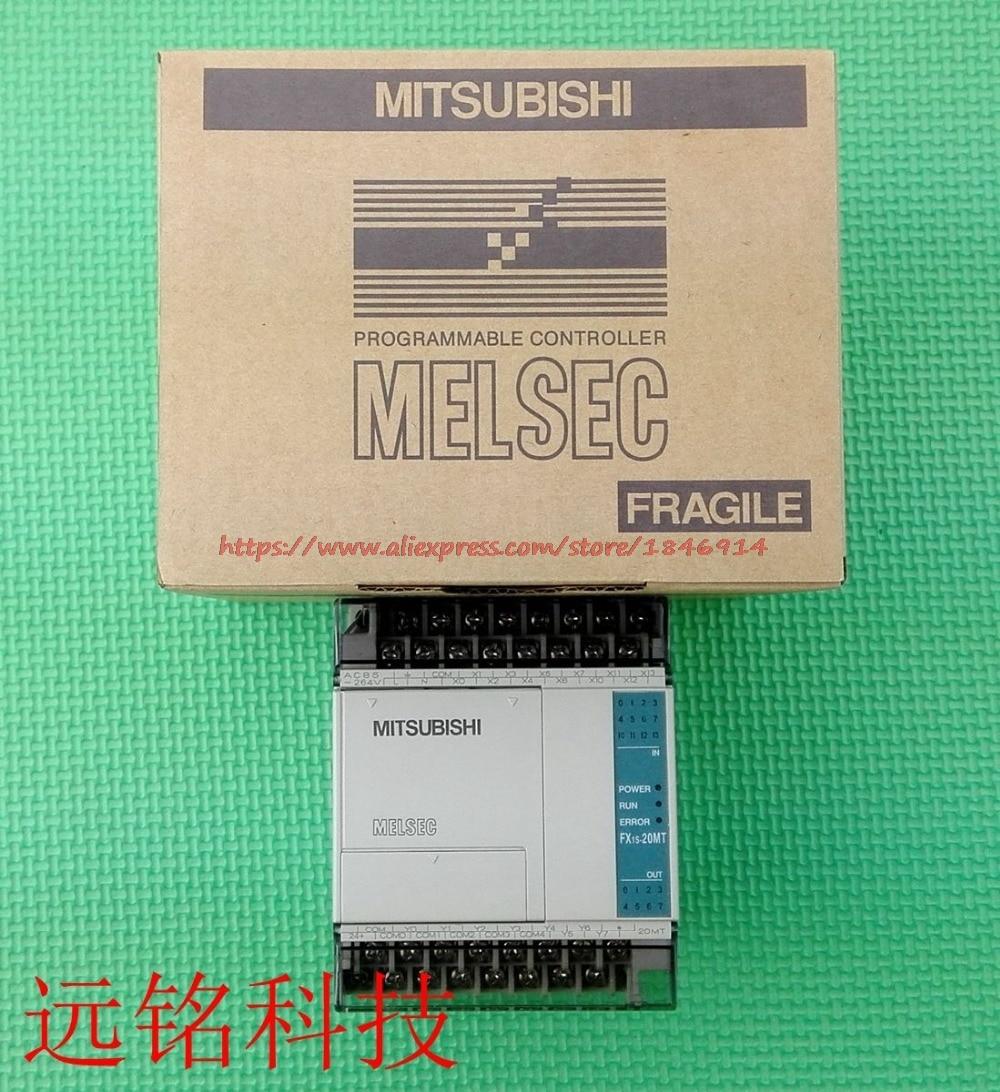 Free Shipping FX1S 30MR 001 D Mitsubishi PLC Programmable Controller 20MR MT 14MR MT 10MR