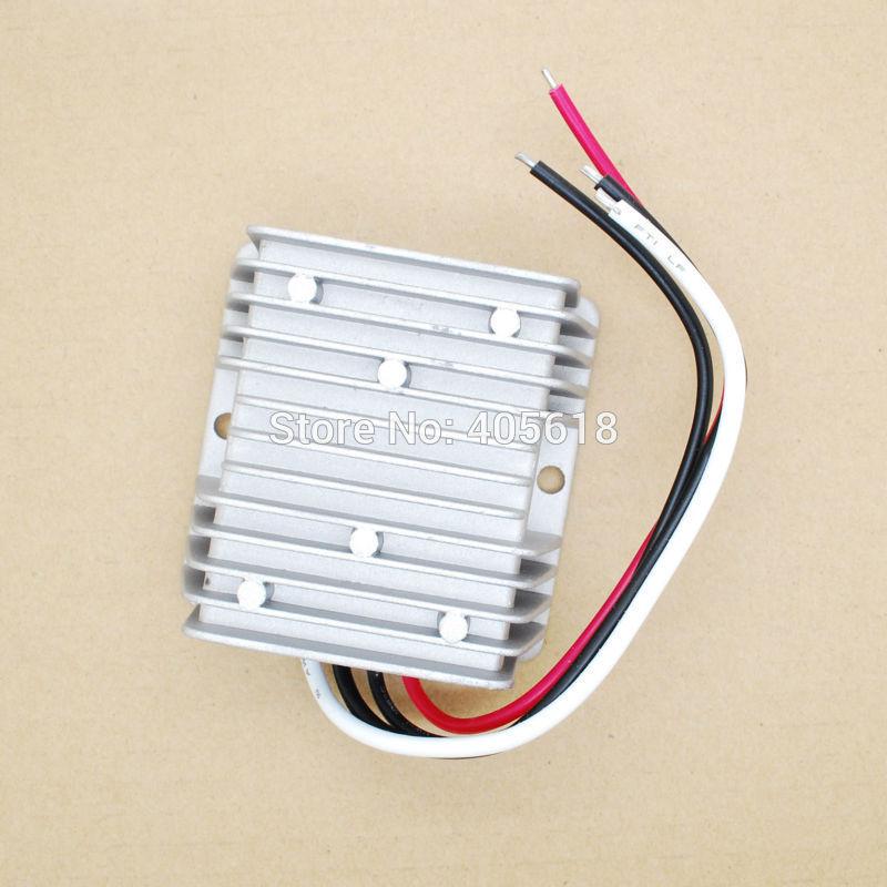 12V 180W/15A DC DC Converter 24V to 12V 15A 180W dc to dc converter module free shipping gbu15k u15k80r 15a 800v