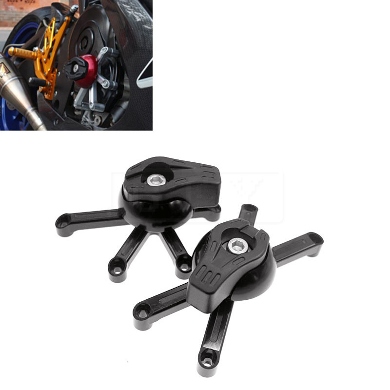 Motorcycle CNC Engine Protection Cover Moto Falling Protective Sliders Guard For Suzuki GSXR600 GSXR750 GSXR 600 750 Accessory motorcycle cnc engine protective pad cover falling protector sliders guard for kawasaki z900 2017 2018 z 900 17 moto accessory