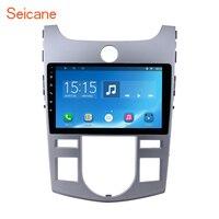 Seicane Android 8,1 9 2DIN gps Системы HD сенсорный экран bluetooth FM радио автомобиль 2008 2009 2010 2011 2012 KIA Forte в с WI FI