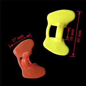 Image 3 - 500 ürünleri tavuk gözlük anti gagalama gözlük sülün Cockfighting gözlük yeni tavuk ekipmanları ücretsiz kargo
