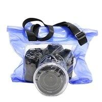 2019 Новый Универсальный водонепроницаемый мешок камеры SLR зеркальные фотокамеры подводный хранения сухой мешок прозрачная сумка из ПВХ