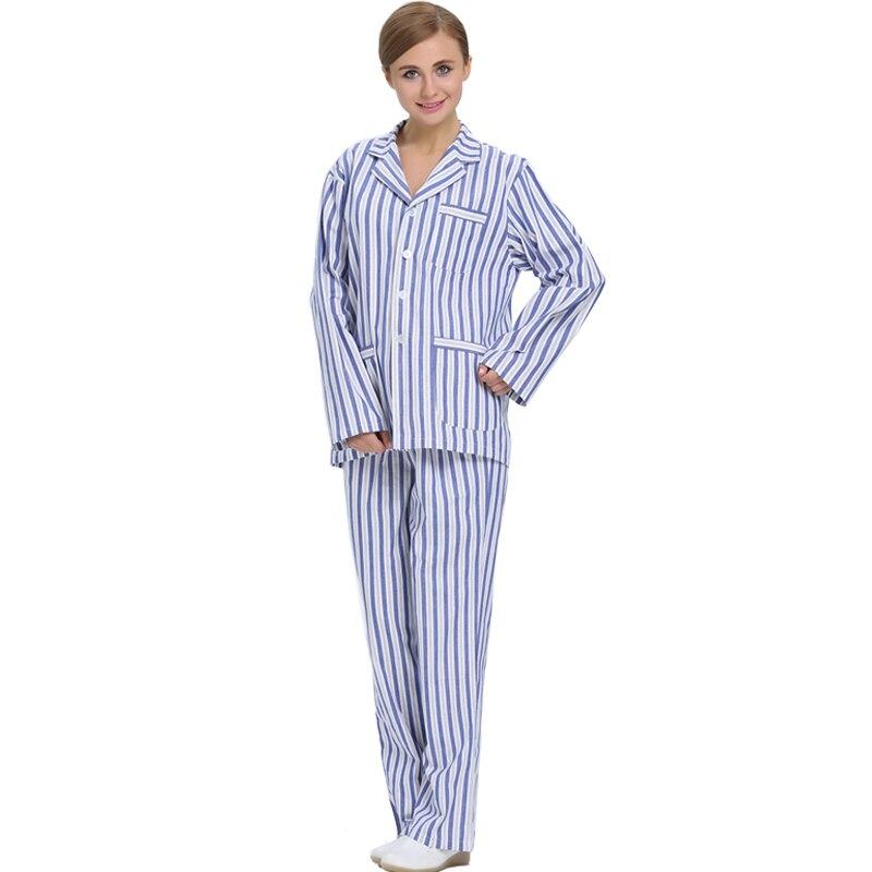 Cotton Gown Cotton Patient Long Sleeved Patients Suit Gowns Clothes ...