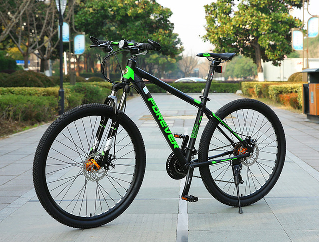 Forever 27 5 Inch Big Wheels Aluminium Alloy 30 Speed Mountain