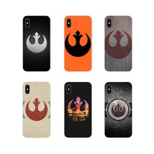 Accessories Phone Covers design Star Wars Rebels For Sony Xperia Z Z1 Z2 Z3 Z5 compact M2 M4 M5 C4 E3 T3 XA Huawei Mate 7 8 Y3II(China)