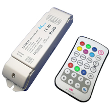 Ltech font b Led b font RF Remote Wireless RGBW Controller M8 28key Controller M8 M4