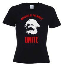 KARL MARX WOMEN S T-SHIRT-Marxista Comunista Socialista DOS TRABALHADORES  de Che Guevara( 993d5bfcbb2