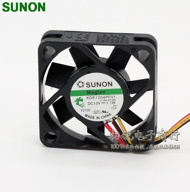 Sunon magnetschwebebahn lüfter KDE1204PFV1 4010 40mm DC 12 V 1,1 ...