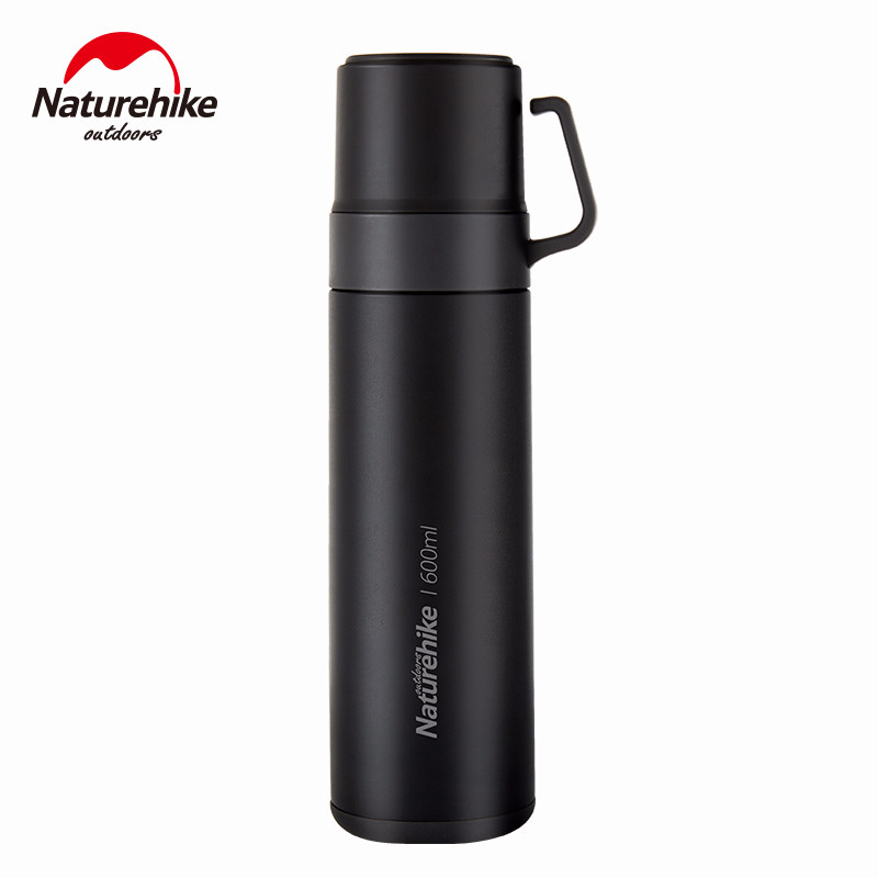 Naturehike double layer Outdoor Camping Multi functional sports cup Stainless Steel Vacuum Bottle Cups portable sports bottle|bottle cup|bottle bottle|bottle portable - title=