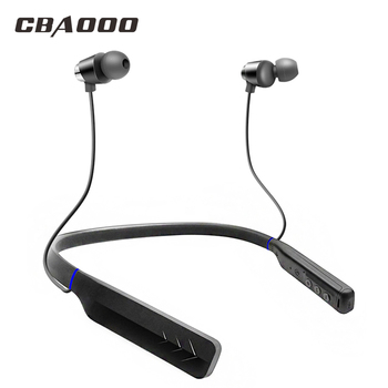 CBAOOO HWS-660 Sports Bluetooth Earphone Wireless Headphones With Mic Handsfree Stereo bluetooth Headsets Earbuds For Phone