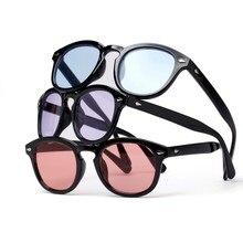 New rretro manera de las mujeres de los hombres gafas de sol gafas de sol lentes decorativos