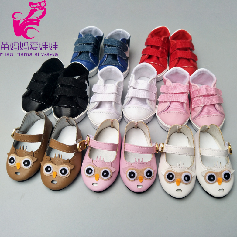 Fashion Doll Shoes For 18 Inch Generation American Doll Shoes 43cm Born Baby Dolls Shoes Free Shipping
