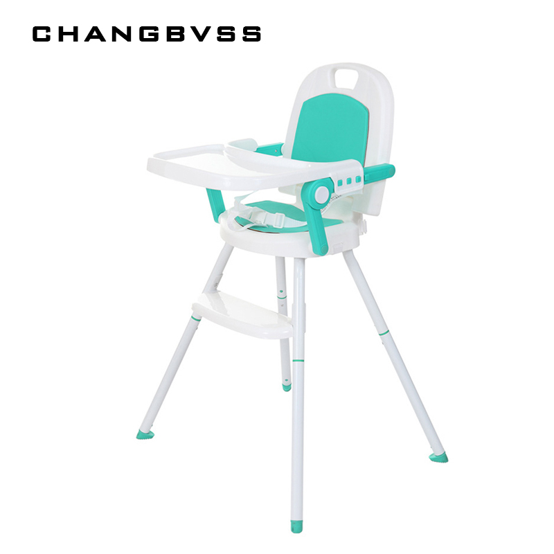 Multifunctional Portable Kids Booster Seat Feeding Chair Dinner Highchair Fold baby feed chair Child Dining Chair Feeding Table