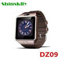 Shinsklly New Original Box DZ09 Smart Watch With Sleep Track Smartwatch Bluetooth SIM Card WristWatch for