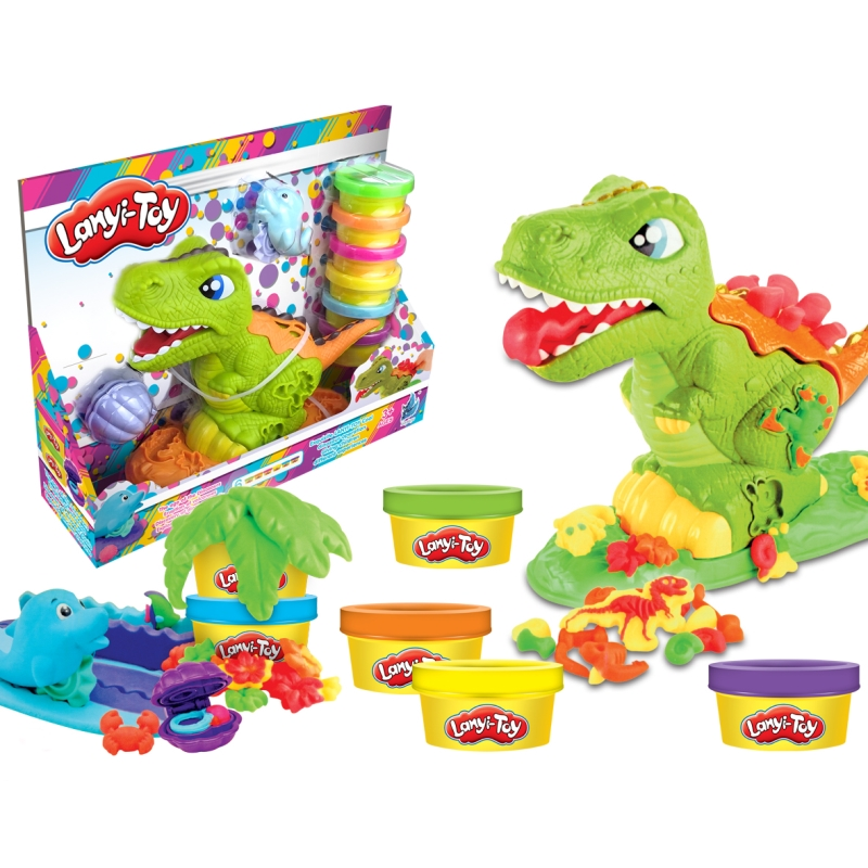 Lanyitoys Original Modeling Clay Polymer Slime Soft Clay Plasticine Colorful Mud Play Dough Slime Fluffy Toys For Children's Day