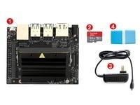 NVIDIA Jetson Nano Developer Kit Package AI development 64GB Micro SD Card Camera 7 IPS display 5V/3A power supply