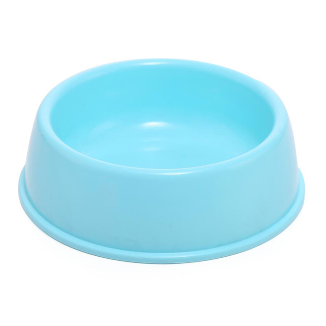 Pet Dog Bowls Puppy Cats Food Drink Water Feeder Pets Supplies Non-slip Feeding Dishes Pet Supplies