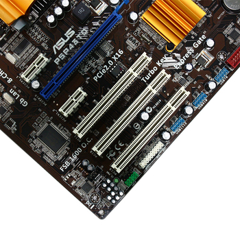 ASUS P5P43TD Motherboard LGA 775 DDR3 16GB For Intel P43 P5P43TD Desktop Mainboard Systemboard SATA II PCI-E X16 Used AMI BIOS