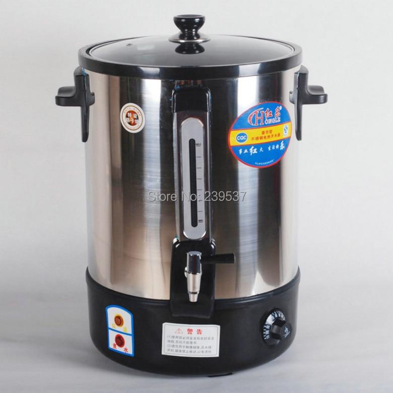 220V 50Hz 6L 10L 20L 25L 30L 50L 60L Popular Electric Water Boiler Barrel Water Heater Boiling