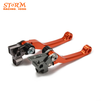 Pivot Dirt Foldable Brake Clutch Levers For KTM SX XC EXC EXCF SXF SXR XCW XCFW